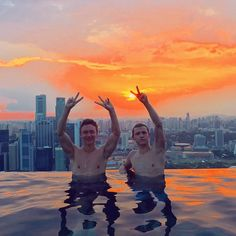 """3,629 Likes, 114 Comments - Harrison Osterfield (@hazosterfield) on Instagram: """"Singapore you were amazing. Thank you so much @marinabaysands for having us. Bring on the next city…"""""""