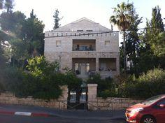 Katamon, Jerusalem, Israel