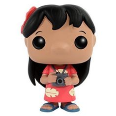 Funko POP Disney: Lilo & Stitch - Lilo Vinyl Figure Check out the other Lilo & Stitch figures from Funko! Stands 3 inches tall Collect them all Disney Pop, Lilo Disney, Disney Stitch, Lilo Y Stitch, Figurine Disney, Pop Figurine, Toy Art, Pop Vinyl Figures, Michael Myers