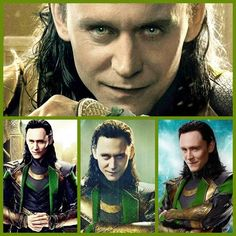 Loki Thor The Dark World photos