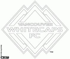 Whitecaps Soccer Colouring Page Google Search Coloring Pages