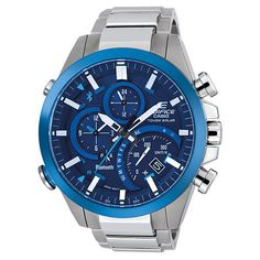 RELOJ CASIO EDIFICE EQB-500DB-2AER SOLAR con Bluetooth®