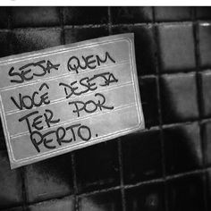 """33.2k Likes, 29 Comments - Perfil Oficial (@frasesinstan) on Instagram: """"Sempre"""""""