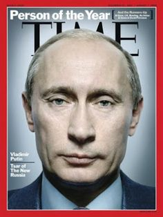 TIME Magazine Cover: Person of the Year: Vladimir Putin - Dec. Time Magazine, Magazine Covers, Donald Trump, Rogue Nation, Socialist State, Vladimir Putin, Photography Contests, Alpha Male, Tv Guide