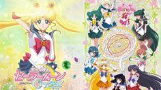 Sailor Moon Crystal Season III - Opening Moon Pride