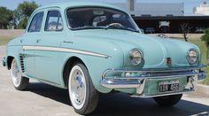 #Renault #Dauphine restaurado al 100% manteniendo la originalidad del vehículo. http://www.arcar.org/renault-dauphine-74975