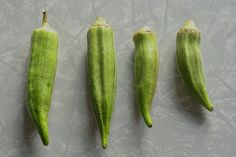 While you can freeze okra, or any vegetable, without blanching, you should anticipate losing some of the okra& taste, texture and color. To keep the best quality of okra. Freezing Vegetables, Frozen Vegetables, Veggies, How To Freeze Okra, Vegetarian Barbecue, Barbecue Recipes, Vegetarian Cooking, Easy Cooking, Okra Fries