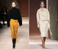 Victoria Beckham's autumn/winter 2015 show.