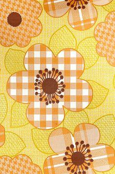 Vintage Floral Wallpaper Large Pattern