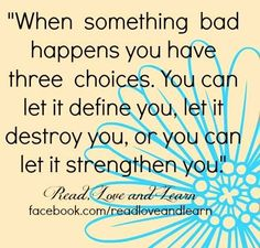 Choices quote via www.Facebook.com/ReadLoveandLearn