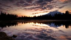 Mt. Shasta | Two parts mountain, one part desert, and water, water everywhere: Congratulations, you've mixed yourself the perfect summer road trip across the California-Oregon border