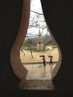 Pagoda at Korean HIstory Museum, Gyeongju