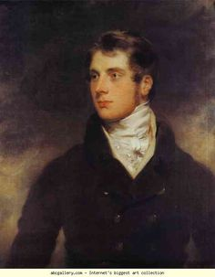 Portrait of Hart Davis, Jr., Sir Thomas Lawrence.