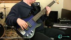 Bass Guitar Lesson: Part 3 - Playing over Common Chord Progressions