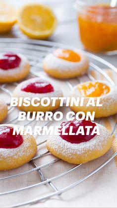Cookie Desserts, Cookie Recipes, Dessert Recipes, Italian Cookies, Italian Desserts, Sweet Recipes, Real Food Recipes, Comida Diy, Biscotti Cookies