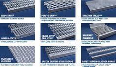 Metal Safty Grating | Grating Pacific Call (800) 321-4314