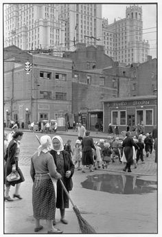 Moscow. 1954.