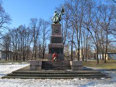 Das Sowjetische Ehrenmal in Dresden befindet sich seit 1994 auf dem Vorplatz des Militärhistorischen Museums am Olbrichtplatz.