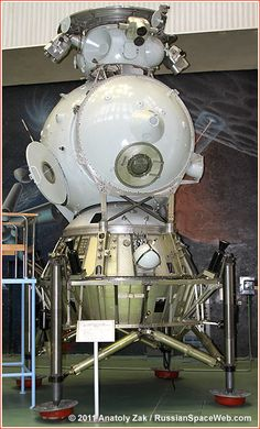 Soviet Lk Manned Lunar Lander (page 3) - Pics about space