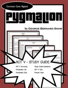 a comprehensive analysis of the characters in pygmalion a play by bernard shaw Essays and criticism on george bernard shaw's arms and the man - critical essays  (comprehensive guide  arms and the man is an anti-war play by george bernard.