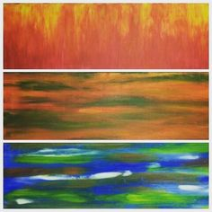 4 elements ^fire ^earth ^water and air is everywhere :-) 4 Elements, Fired Earth, Painting Abstract, Love Art, Water, Instagram, Gripe Water, Terracotta