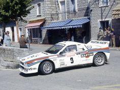 1983–86 Lancia Rally 037 Group B