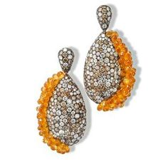 #RepostSave @espritjoaillerie with @repostsaveapp · · · ✨Fabulous De Grisogono Earrings✨ ✨Orange Sapphires, Diamonds✨ #jewelry#jewels#jewelryaddict#espritjoaillerie#patrimoinejoaillerie#patrimoine#degrisogono#ring#joyeria#joyas#joaillerie#hautejoaillerie#