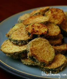 Sharing some great news and a marvelous new recipe for Oven-Baked Zucchini Chips.