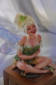 Laughing fairy  b