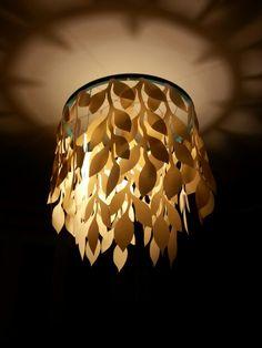 Lampa Shades, Lighting, Diy, Home Decor, Shutters, Light Fixtures, Bricolage, Sunglasses, Lights