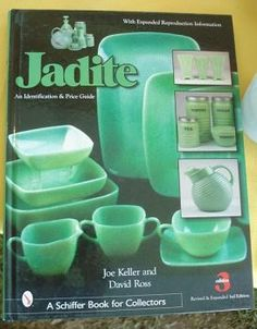 Jadite vintage kitchen collectibles and what they're worth - National Auctions and Antiques | Examiner.com