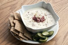 Reuben Dip | recipe from Food Republic