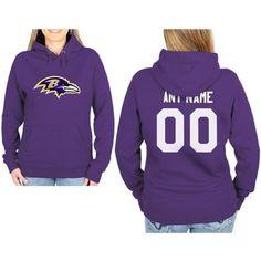 Women's Baltimore Ravens Nike Purple Warpspeed Pacer Performance Shorts