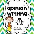 Opinion Writing: This fun opinion writing unit will guide students through the writing process and cover two or more weeks of writing plans! It is ...
