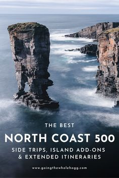 A detailed guide to the best side trips, island add-ons, and extended itineraries for your North Coast 500 road trip in Scotland. Discover remote beaches, wild isles, historic sites, and scenic hikes. Includes an interactive map with offline download for navigating on the road. Plus, a full length video and plenty of illustrative photos. #Scotland #NC500 #AdventureTravel @goingthewholehogg