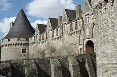 Chateau Pontivy Morbihan
