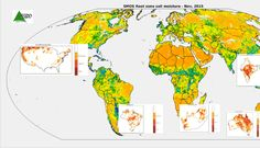 How dry was year 2015 and how much is year 2016 ? Several extreme droughts happened in 2015.  At CESBIO, we monitored several of these events by combining hydrological modelling and remotely sensed surface soil moisture from the SMOS satellite using the CATDS (Centre Aval de Traitement des données SMOS) products. From the implemented algorithm we make root zone soil moisture maps. Water scarcity in the root zone (0-1.5m) is a good indicator for an early warning system for agricultural…