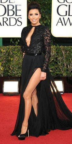 Eva Longoria- always looking stunning. LOVE the dress