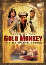 Rent Tales of the Gold Monkey: The Complete Series starring Roddy McDowall and Stephen Collins on DVD and Blu-ray. Get unlimited DVD Movies & TV Shows delivered to your door with no late fees, ever. Diesel Punk, Monkey Tv Series, Stephen Collins, Old Shows, Dvd Set, Indiana Jones, Old Tv, Classic Tv, Favorite Tv Shows