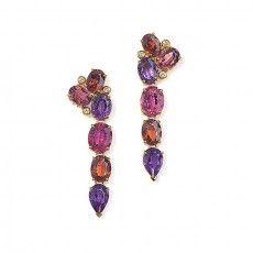 tibet earrings by amsterdam sauer