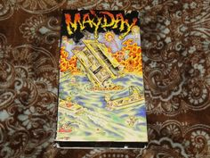 Mayday (VHS, 1998) Rare OOP FLF Films! Wakeboard Sports/Lake Powell *NOT ON DVD*