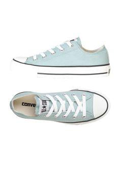 """""""Blue Surf"""" converse shoes"""