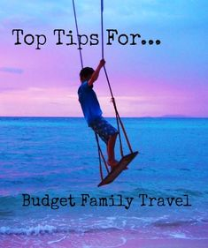 Family Budget Travel. Top Tips to Cut Travel Costs from World Travel Family. We travelled for over a year on under $100/day to 4 continents.  http://worldtravelfamily.com #travel #tips #familytravel #budget