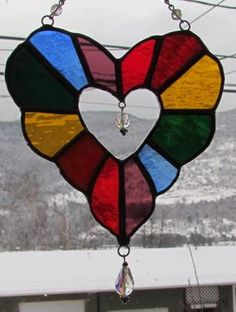 spectrum glass pattern of the month - Yahoo Image Search Results Stained Glass Suncatchers, Stained Glass Crafts, Stained Glass Patterns, Stained Glass Windows, Fused Glass, Spectrum Glass, Glass Wall Art, Metal Art, Artwork