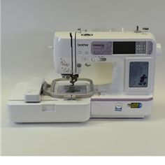 Brother Innovis NV950D Sewing & Embroidery Machine