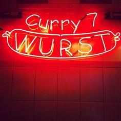 #Currywurst in #Berlin. More information on Berlin: visitBerlin.com