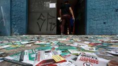 'Descrença gerada por protestos de 2013 e Lava Jato' levam SP a abstenção recorde (Out/2016)