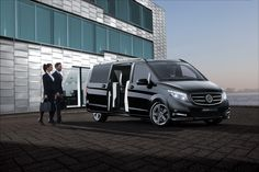 Brabus Turns The Mercedes V-Class Into A Rolling Business Lounge