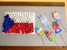 Czech Republic, Nasa, Art For Kids, Triangle, Let It Be, Teaching, Education, Frame, Historia