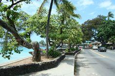 Waterfront, Ali'i Drive, Kailua Kona